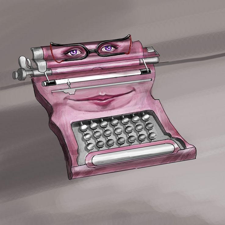 EO-typewriter